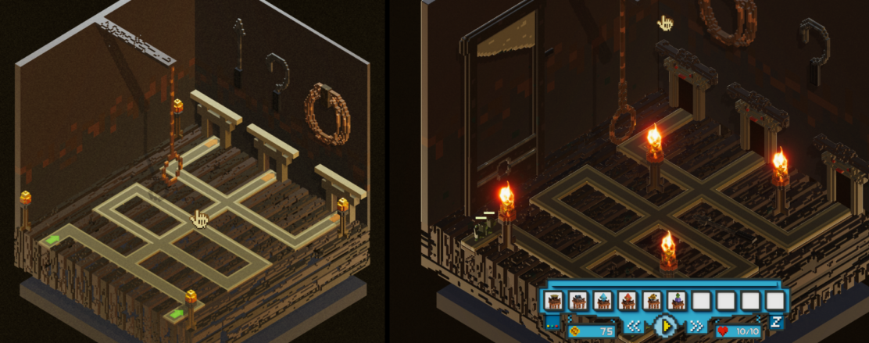 Diorama Tower Defense: Tiny Kingdom