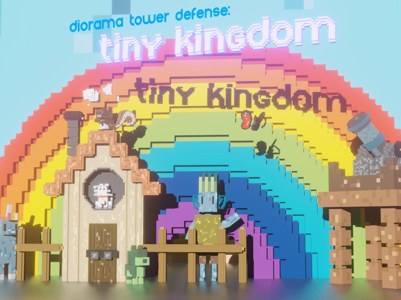 Diorama Tower Defense: Tiny Kingdom by Anaconda Game Studios